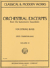 Orchestra Excerpts, Volume 3 (Zimmerman)