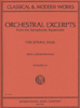Orchestra Excerpts, Volume 4 (Zimmerman)