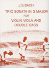 Upright Double Bass Trios