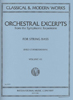 Orchestra Excerpts, Volume 7 (Zimmerman)