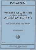 Upright Bass Solos with Piano N-P