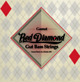 Red Diamond gut bass string