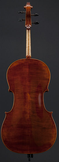 Thompson Cello (click for larger photo)