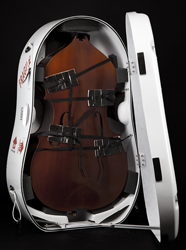 Traveler, Removable Neck Bass Case