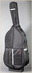 Tuff-Bag Upright Bass Cover (Back)