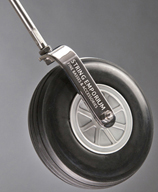 Upright Bass Wheel
