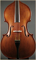 Wilfer upright double bass